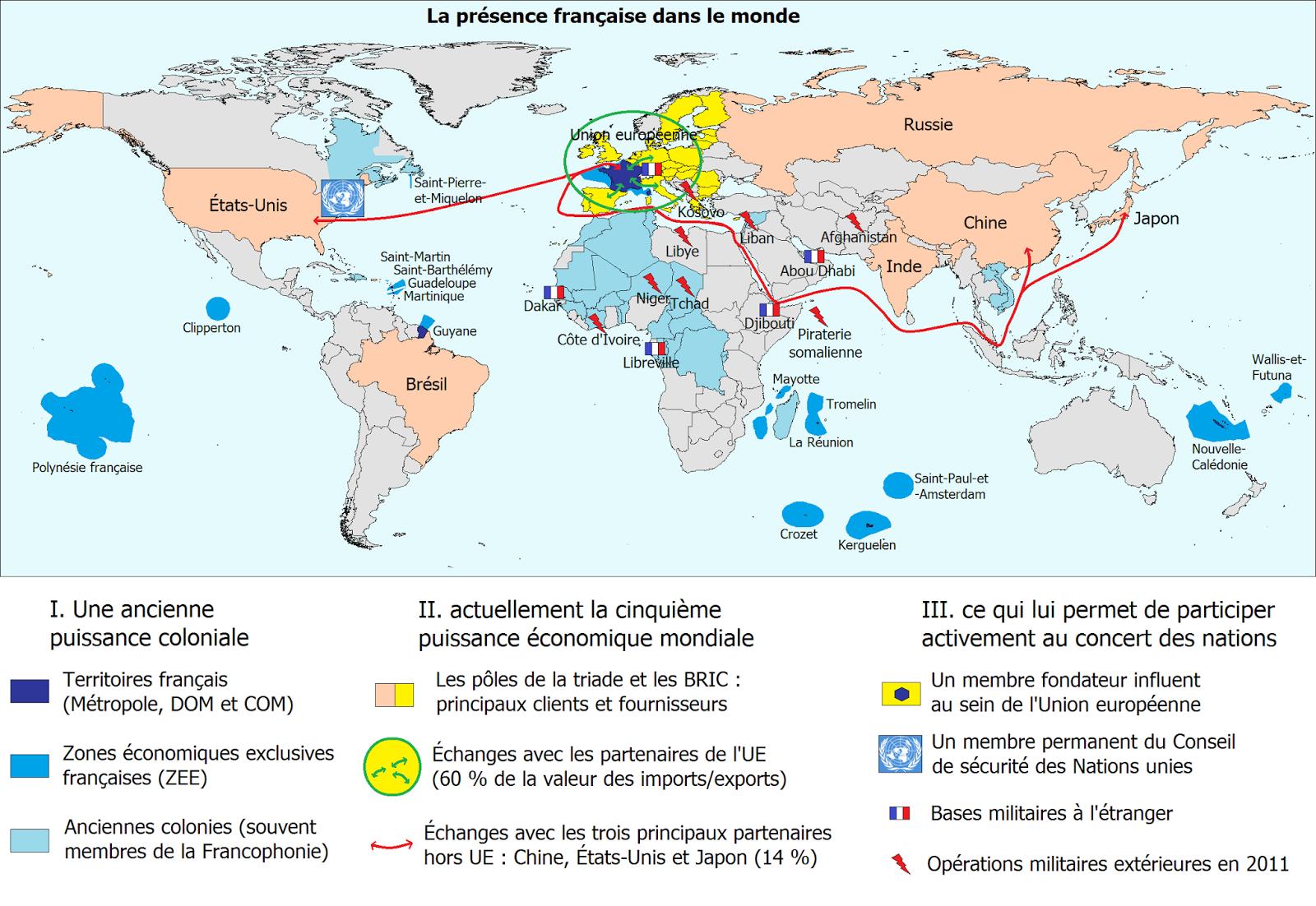 TRIBUNE Pascal Boniface « Limage de la France dans le monde