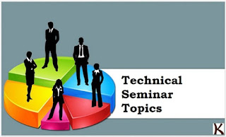 Seminar Topics for EEE Students