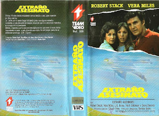 Extraño Asesinato (1974) Drama con Robert Stack