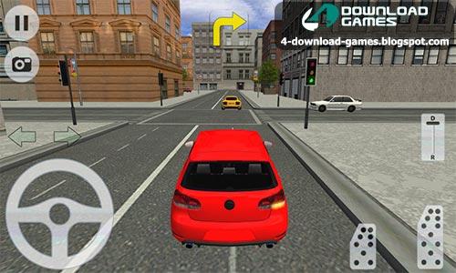 لعبة السيارات الحقيقة City Car Driving