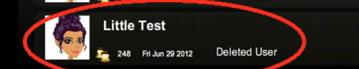 Forum Little Test MSP Anonymous