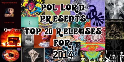 Top 20 Releases For 2014 by Pol Lord