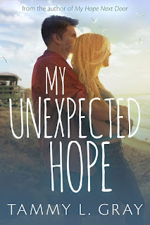 Heidi Reads... My Unexpected Hope by Tammy L. Gray