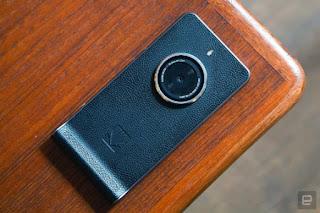 Kodak Ektra: Το νέο smartphone της Kodak με στυλ από το παρελθόν