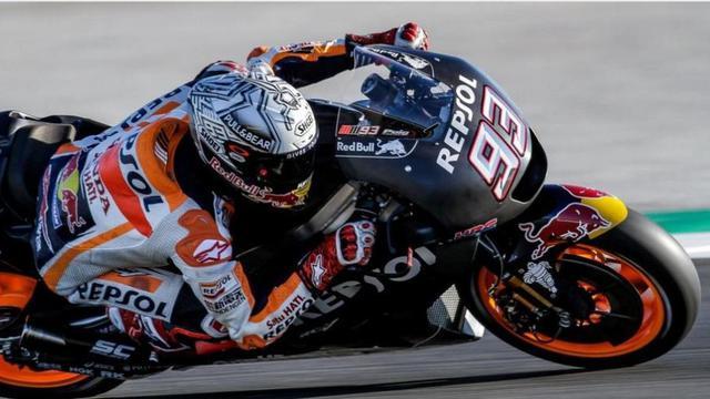 Galeri: Repsol Honda Pamerkan Corak Motor MotoGP 2019