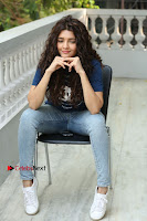 Actress Rithika Sing Latest Pos in Denim Jeans at Guru Movie Interview  0214.JPG