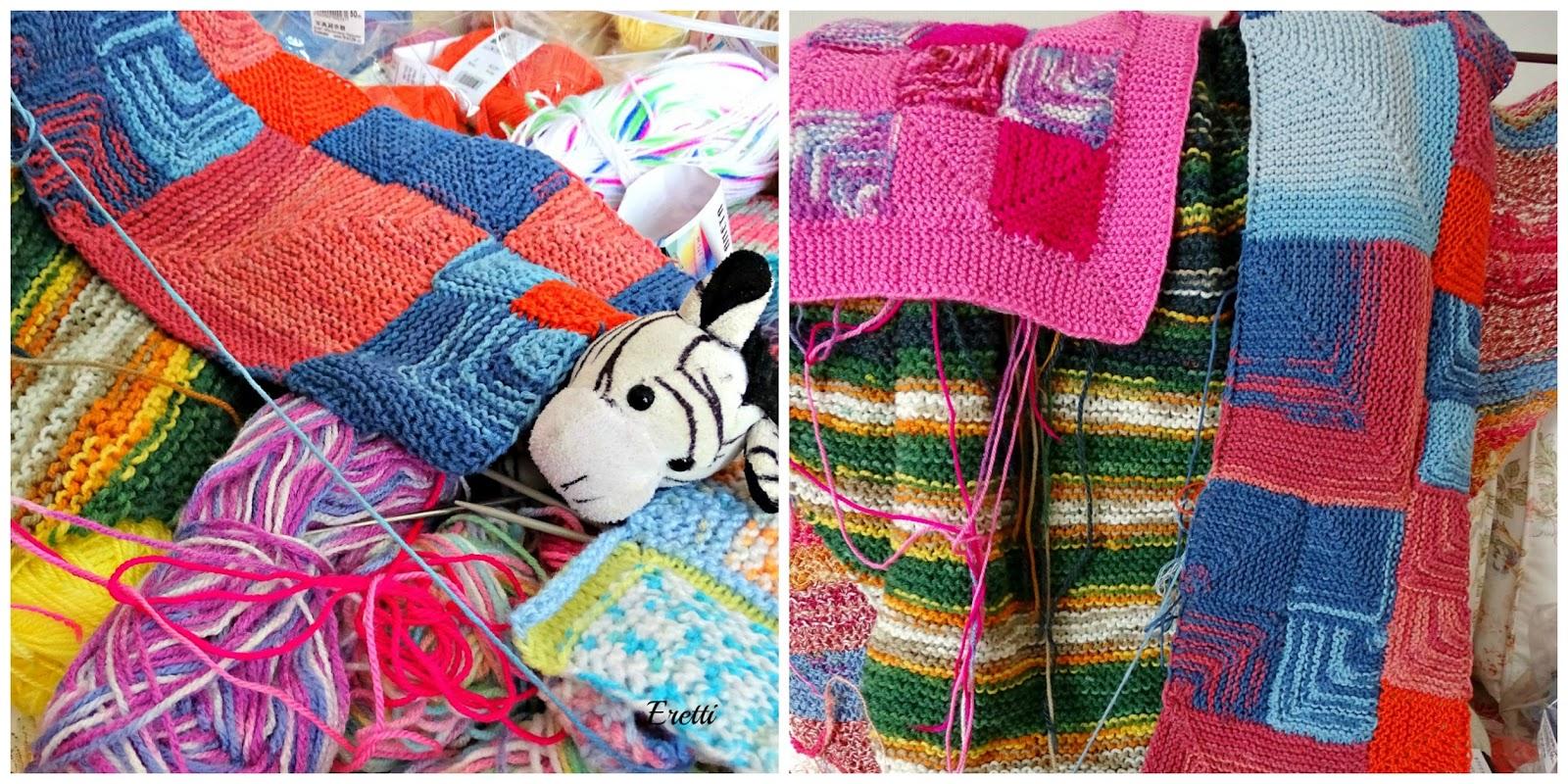 Při modulovém pletení ubíráte podobně jako při pletení paty ponožek 20e11f99b5