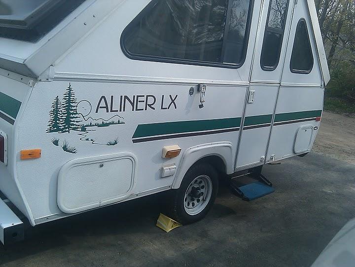 Our Aliner Restoration