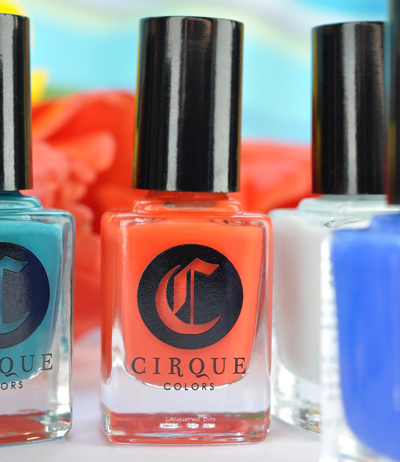 Fire Island - Cirque Colors Spring/Summer 2016