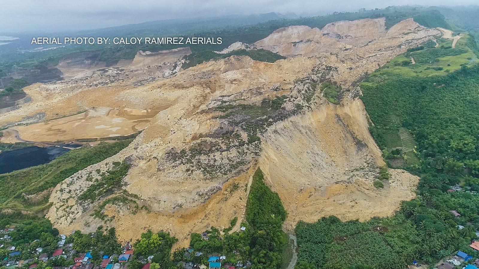 Landslide hits Naga, Cebu - 3 dead, dozens of homes buried | Asian Policy