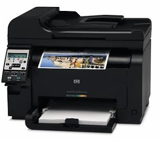 HP LaserJet Pro 100 Color MFP M175nw Télécharger Pilote