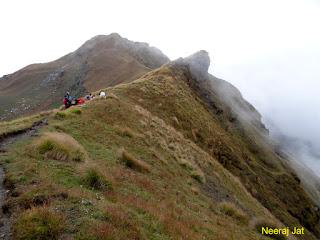 रुद्रनाथ यात्रा- पंचगंगा से अनुसुईया