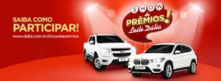 Promoção Leite Dália 2015 - Show de Prêmios