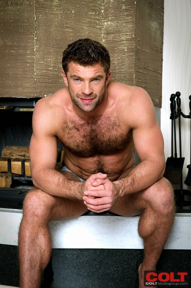 Sean Lawrence - Guys From Behind: Naked Men Allowed: Sean Lawrence