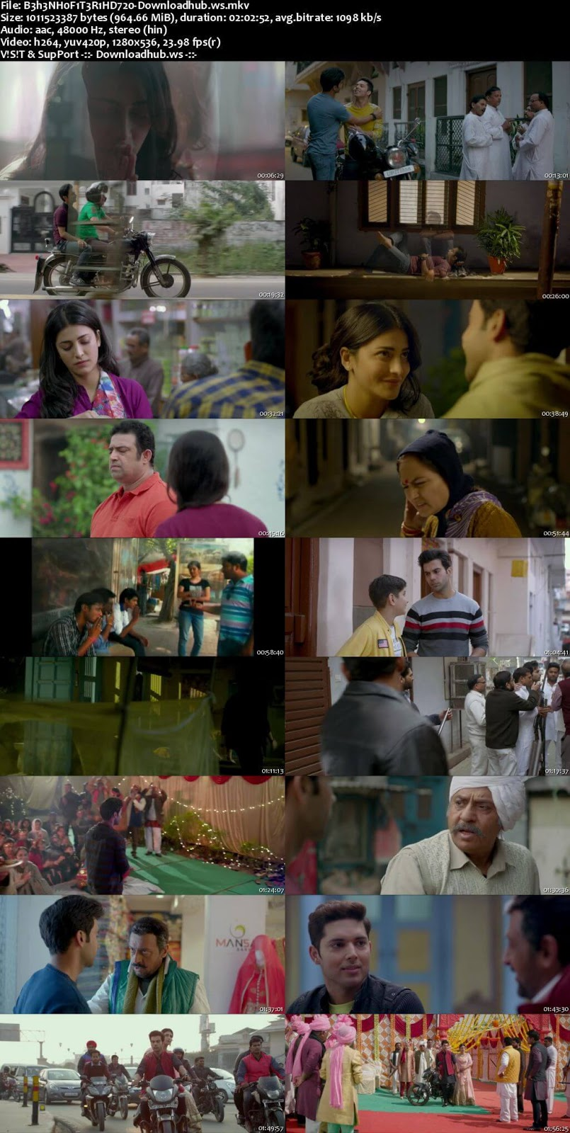 Behen Hogi Teri 2017 Hindi 720p HDRip