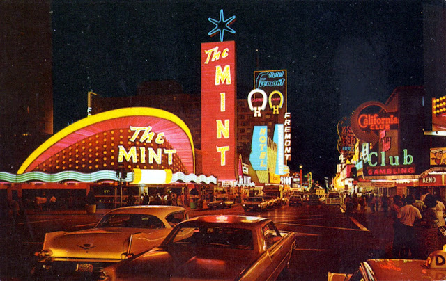 Vintage Photos of Las Vegas in the 1950s and 1960s  vintage everyday