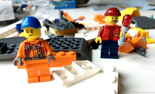 LEGO Sea Rescue Plane