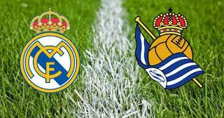 Реал Мадрид – Реал Сосьедад прямая трансляция онлайн 06/01 в 20:30 по МСК.