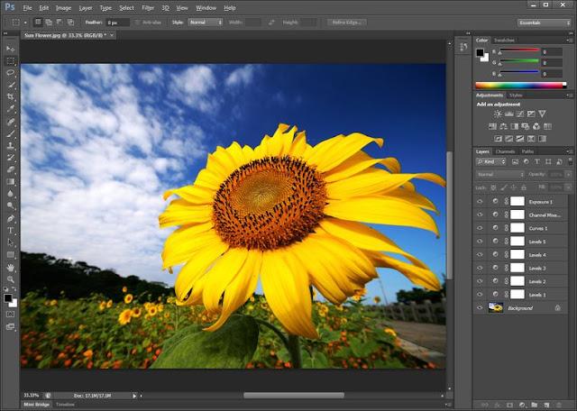 برنامج أدوبي فوتوشوب  مفعل Photoshop Portable_CS6_x64_Multi