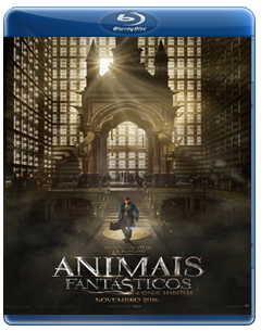 Animais Fantásticos e Onde Habitam (2017) HDRip 720p / 1080p Legendado Torrent Download