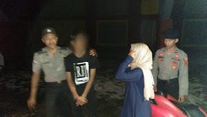 Pasangan Remaja Terjaring Polisi Saat Patroli Malam di Tebo Tengah