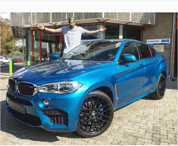 10 Mzansi Celebs Bought New Cars In 2016