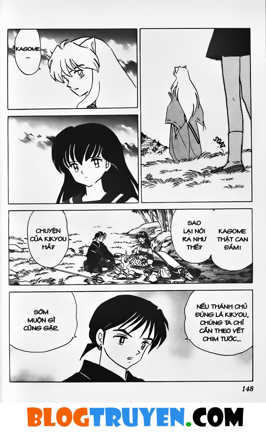 Inuyasha vol 31.8 trang 17