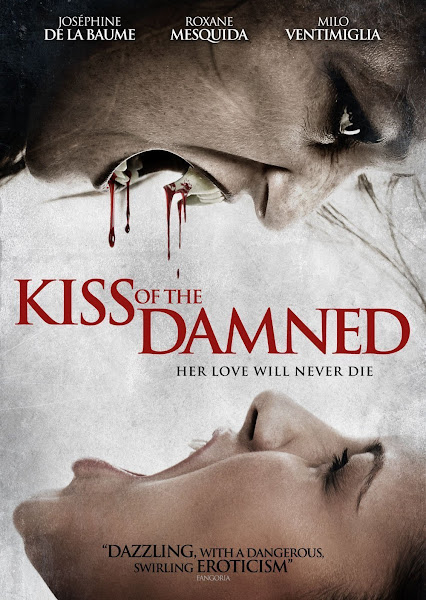 Poster of (18+) Kiss Of The Damned 2012 UnRated 720p BRRip Full Movie Download
