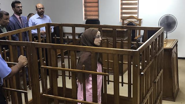 """""""No merecen misericordia"""": Irak condena a muerte a más de 40 'mujeres del Estado Islámico'"""