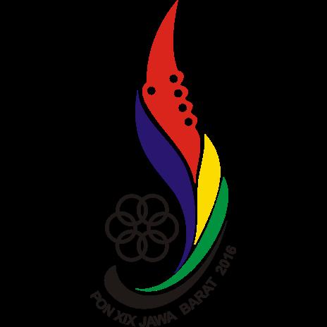 Logo Icon Cabang Olahraga PON ke 19 Jawa Barat 2016