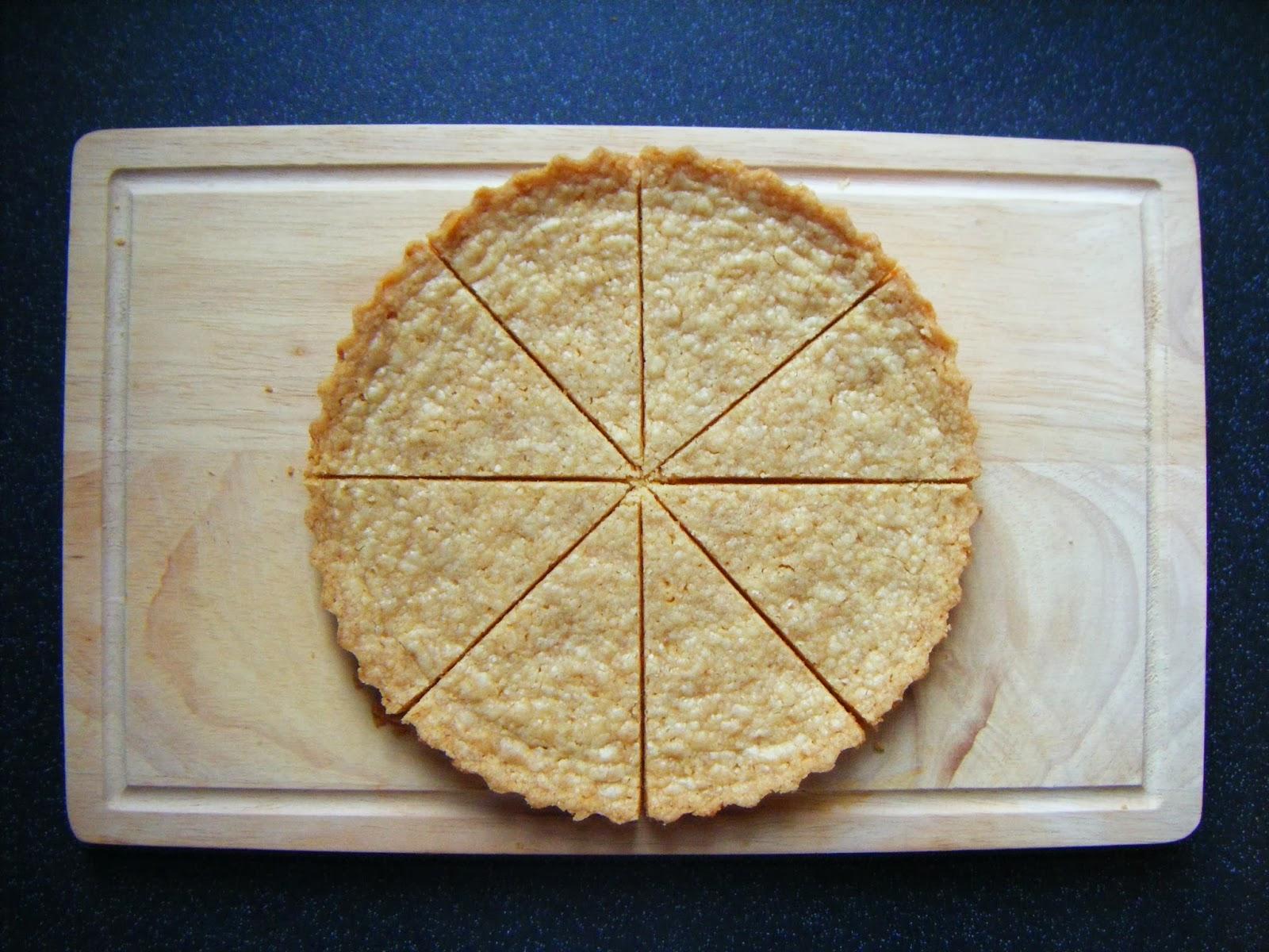 Easy gluten free shortbread recipe uk