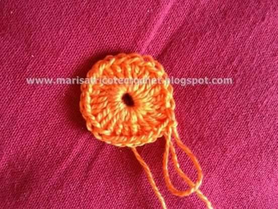 Paso a Paso Blusa de Margaritas a Crochet