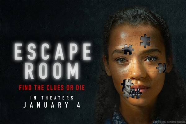 Review Film Escape Room (2019), Film Horor Thriller yang Layak Tonton