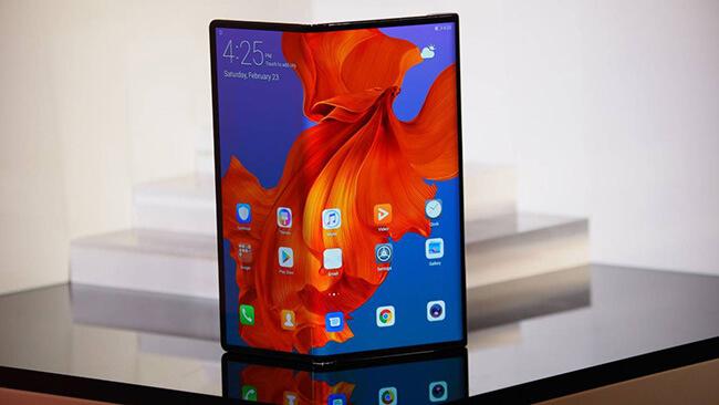 Huawei Mate X: Huawei Mate X 5G;Top 5G Smartphones; Top 5G Smartphones coming in 2019