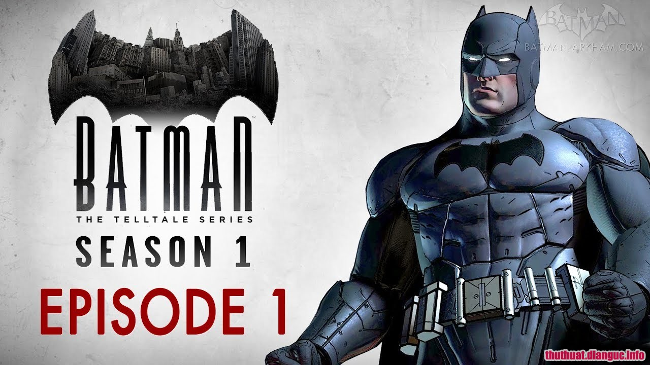 Download Game Batman – The Telltale Series: Episode 1 Full Cr@ck