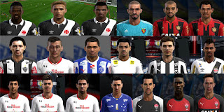 Wow Facepack Brasileño v7 Pes 2013 By-FB