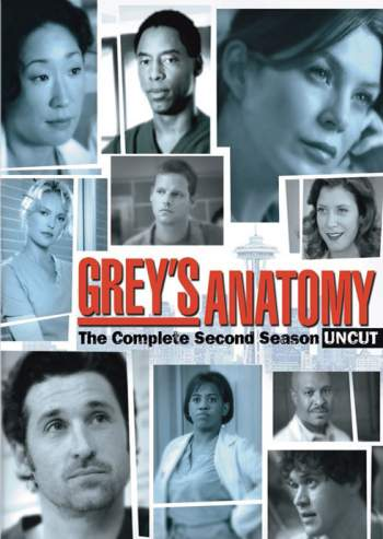 Grey's Anatomy 2ª Temporada Torrent - WEB-DL 720p Dual Áudio