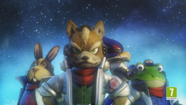 Koei Tecmo propuso un videojuego warriors de Star Fox
