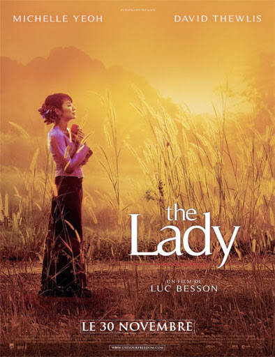 Ver Amor, honor y libertad (The Lady) (2011) Online