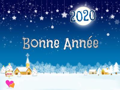 Une bonne et heureuse Année à tous, Mes souhaits le plus sincères.