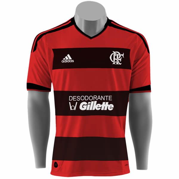 ad061fbda91 Apesar das intensas crises dentro e fora de campo que atravessa o Flamengo  conseguiu fechar nesta quinta (20) seu principal contrato para 2013.