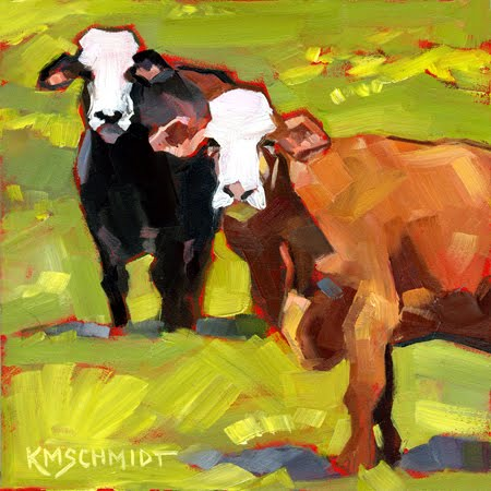 Just Animal Pet Art Paintings by Louisiana Artist Karen Mathison
