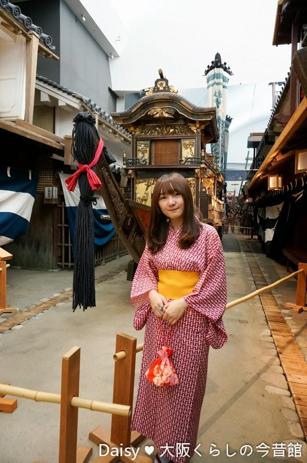 大阪,大阪今昔館,大阪景點,日本旅遊,關西
