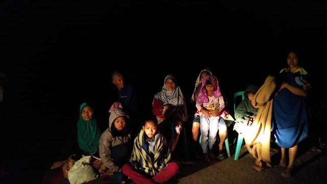 Lombok kembali diguncang gempa 7,0 SR