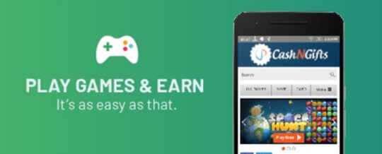 play games and earn paytm cash