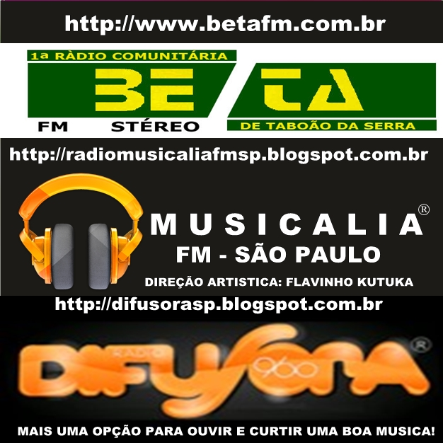 BETA FM  E  DIFUSORA JET MUSIC