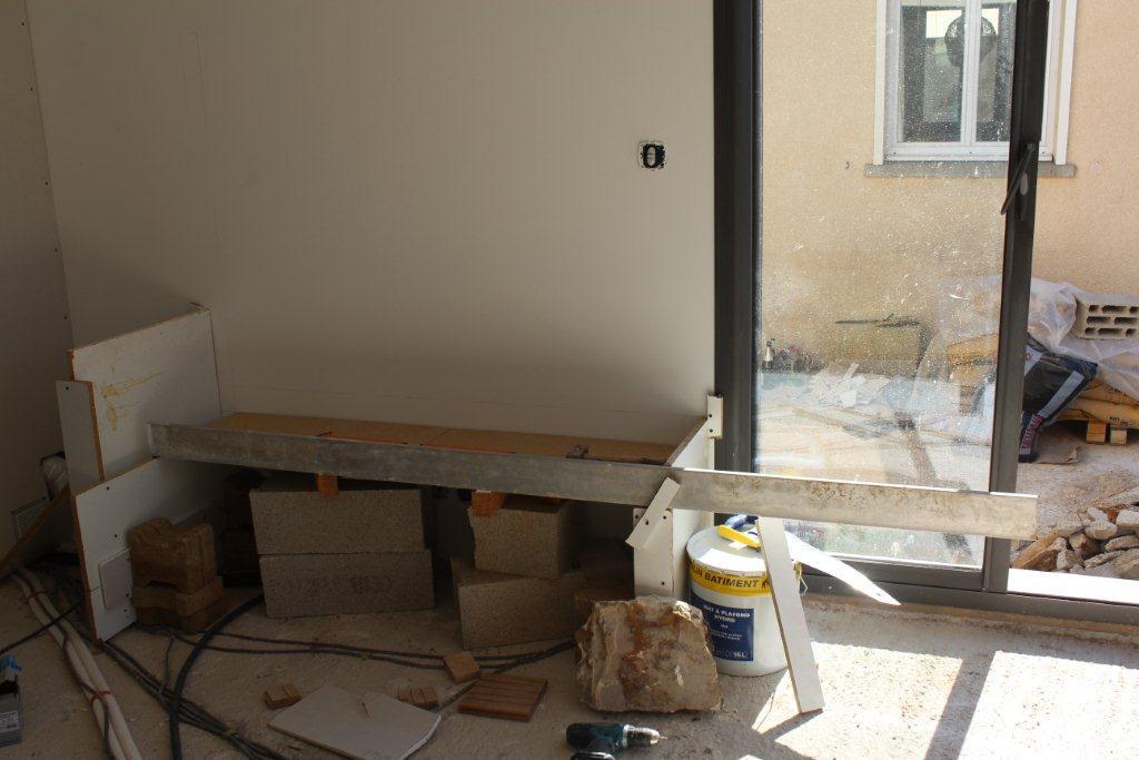travauxadonf mai 2012 meuble bois et tv fait maison. Black Bedroom Furniture Sets. Home Design Ideas