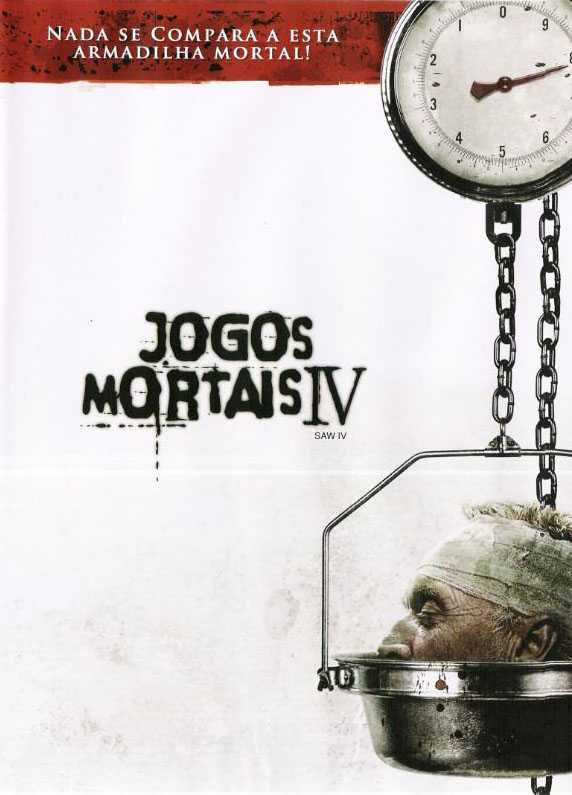 Jogos Mortais 4 Torrent - Blu-ray Rip 720p e 1080p Dual Áudio (2007)