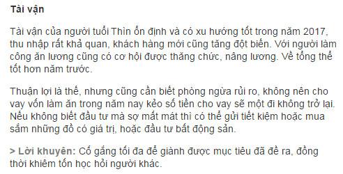 Tuoi Thin nam 2017