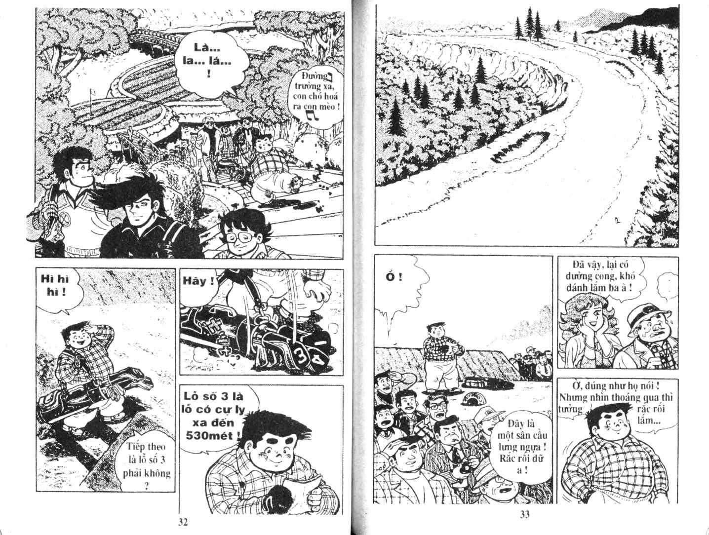 Ashita Tenki ni Naare chapter 5 trang 15